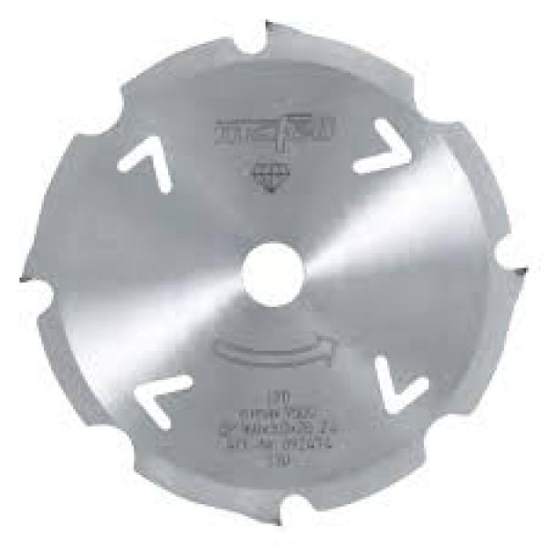 MAFELL Diamantový pilový kotouč, 160 x 2,4/3,0 x 20 mm, Z 4, FZ/TZ