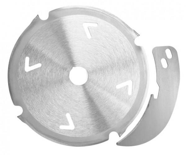 MAFELL Diamantový  pilový kotouč - Set 160 x 2,4/3,0 x 20 mm, Z 4, FZ/TZ, vřetně rozpěracího klínu