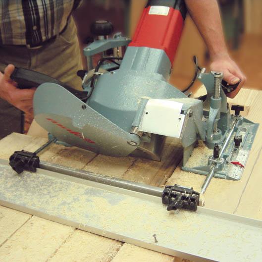 MAFELL ZK 115 Ec s vodící lištou